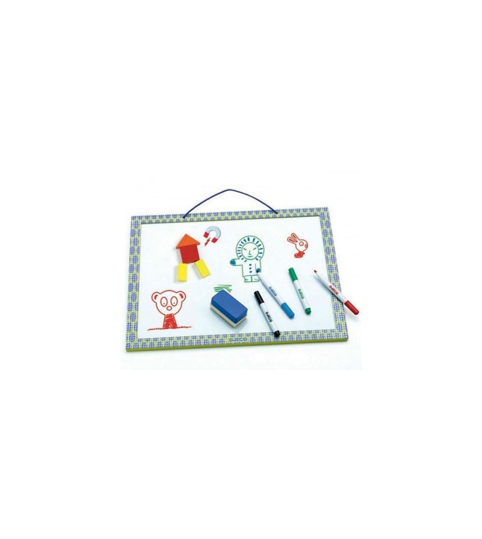 Tabla magnetica (whiteboard) Djeco - Desen și pictură