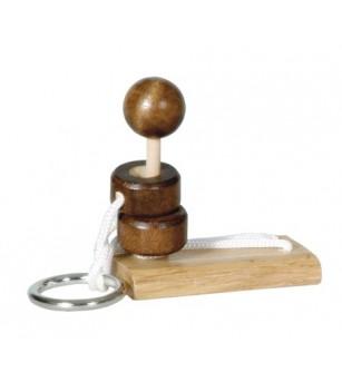 IQ Test Elibereaza inelul-6 - Jucării logică