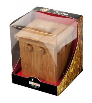 Joc logic IQ- cutia secretelor Fridolin - Jucării logică