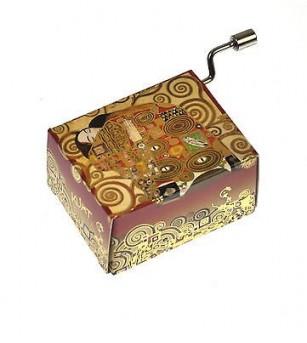 Flasneta Fridolin Klimt, muzica - Instrumente muzicale