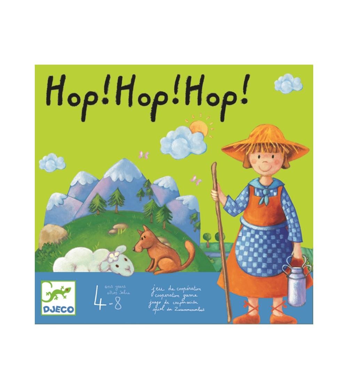Joc de cooperare Djeco - Hop hop hop!
