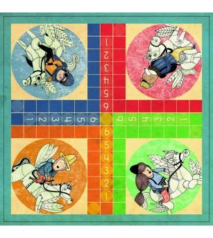 Colectia Djeco - 20 jocuri clasice - Jocuri de masă