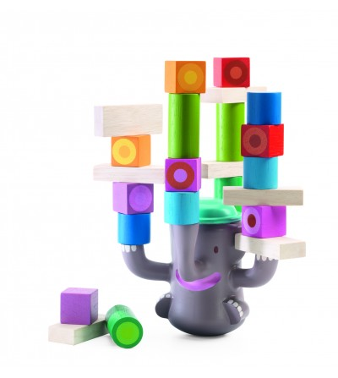 Joc de echilibru Bigboum Djeco - Jucării de lemn si Montessori