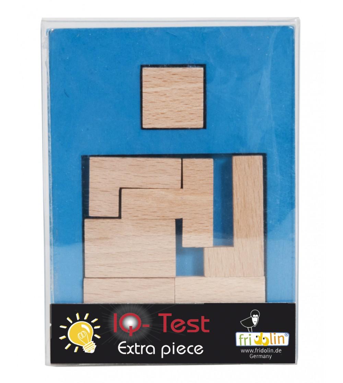 Joc logic din lemn extra piesa-5 - Jucării logică
