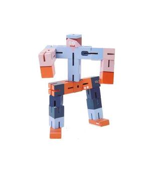 Joc logic 3D puzzle Boy albastru - Jucării logică