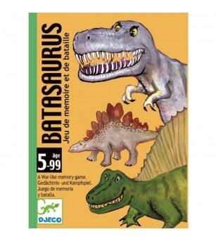 Joc de memorie Djeco Batasaurus - Jocuri de memorie și asociere