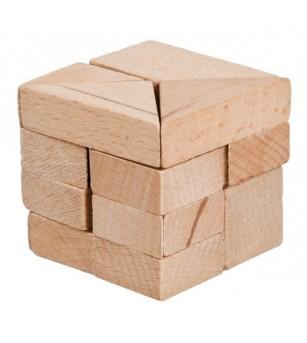 Joc logic IQ din lemn-11 - Jucării logică