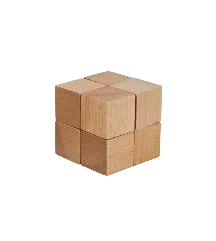 Joc logic IQ din lemn-15 - Jucării logică
