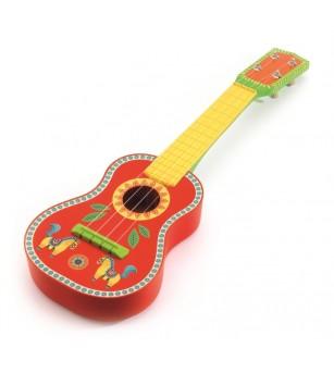 Ukulele (chitara mica) Djeco - Instrumente muzicale