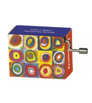 Flasneta Fridolin Kandinsky - Instrumente muzicale