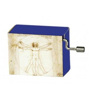 Flasneta Fridolin Da Vinci - Instrumente muzicale