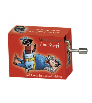 Flasneta Fridolin Jim Knopf rosie - Instrumente muzicale