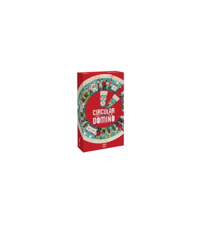 Domino circular Londji - Jucării logică