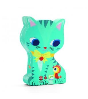 Puzzle Djeco Pisici jucause - Puzzle-uri