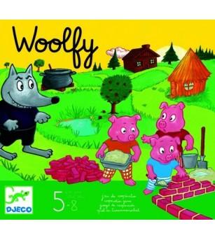 Joc de cooperare Woolfy - Jocuri de îndemânare