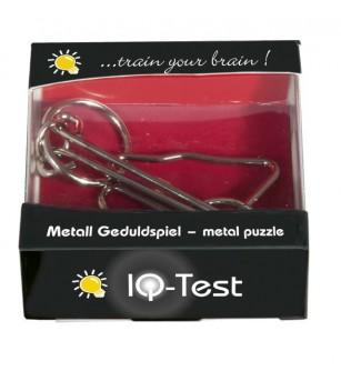 Joc logic IQ metalic 3* - Jucării logică