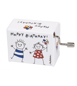 Flașnetă Happy Birthday