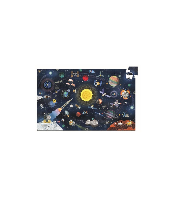 Puzzle observatie Djeco Cosmos - Puzzle-uri
