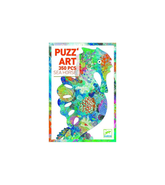 Puzzle Djeco calut de mare - Puzzle-uri