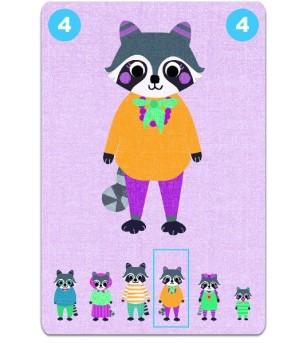 Joc de carti Djeco Familou - Jocuri de masă