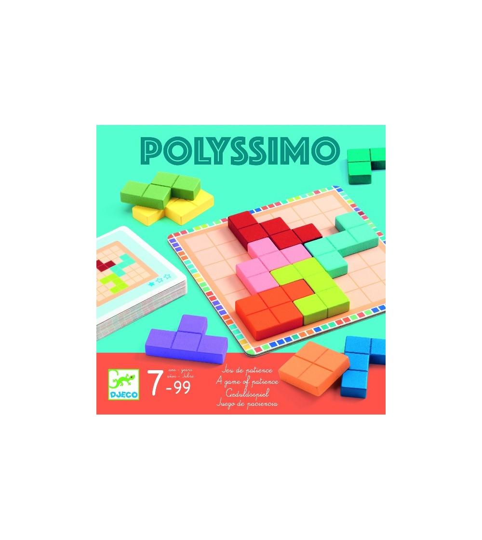 Joc Polyssimo Djeco - Jucării logică