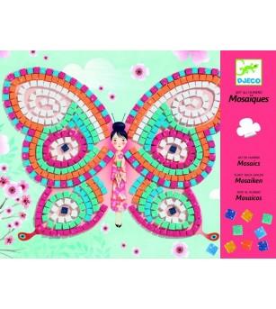 Mozaic Djeco Fluturi - Lucru manual