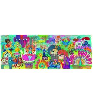 Puzzle Djeco India - Puzzle-uri