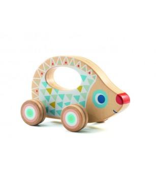 Jucărie de împins BabyRouli