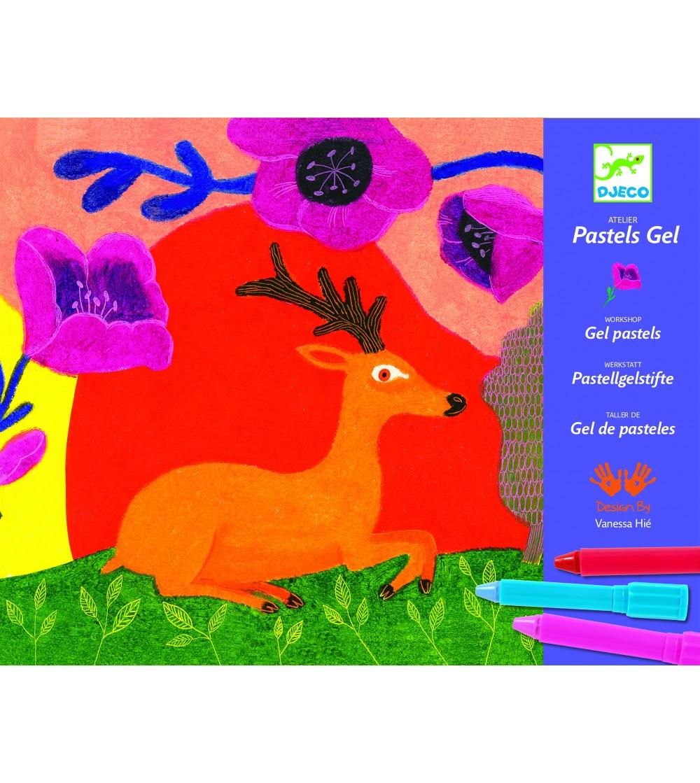 Atelier de desenat animale salbatice - Desen și pictură
