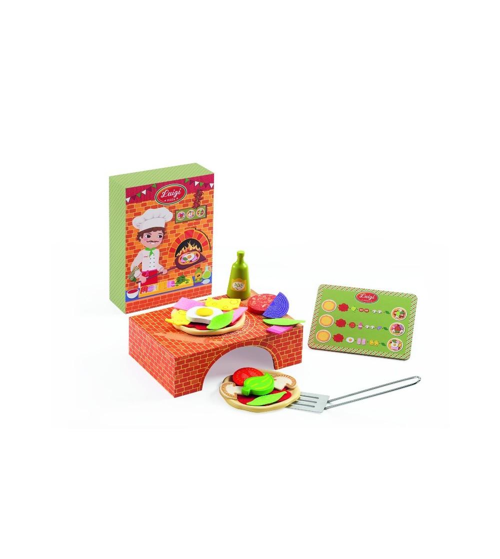 Pizza Luigi, Djeco - Jocuri de memorie și asociere