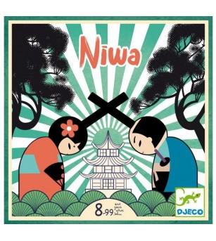 Joc Djeco Niwa - Jocuri de masă