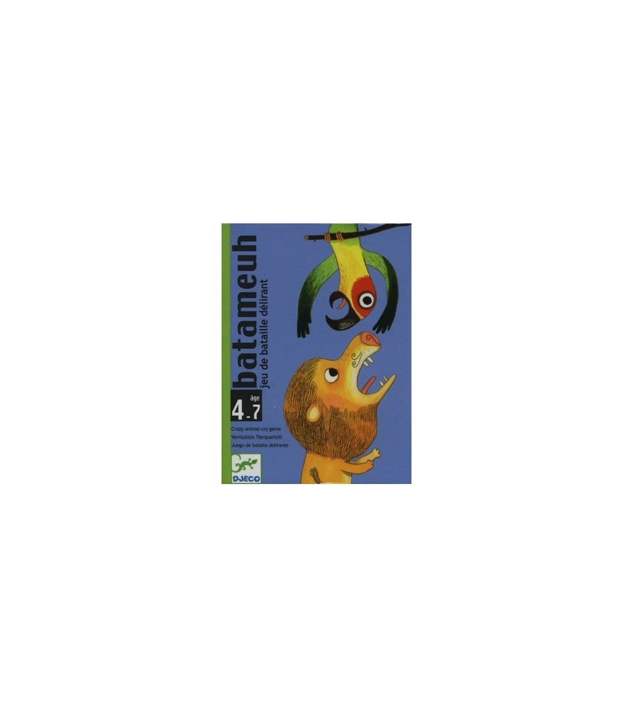 Joc de carti Djeco Batameuh - Jocuri de masă