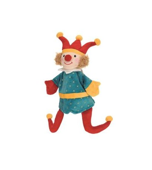 Papusa de mana Arlechin - Marionete