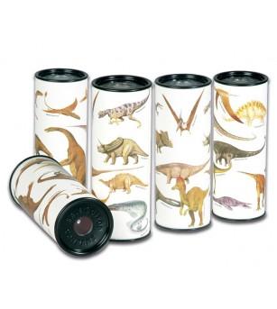 Caleidoscop dinozauri Fridolin - Știință și tehnică