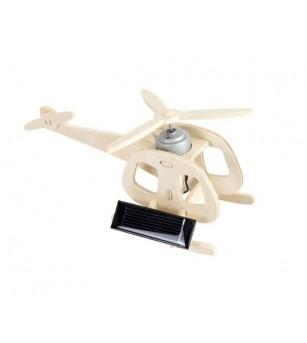 Elicopter Egmont Toys , macheta cu panou solar - Vehicule de jucărie