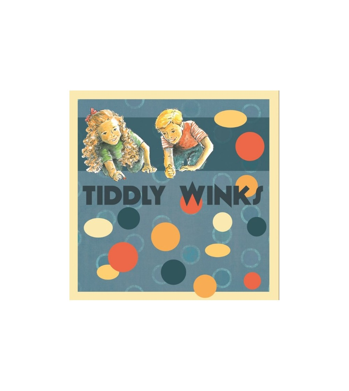 Tintar, Tiddly Winks - Jocuri de îndemânare