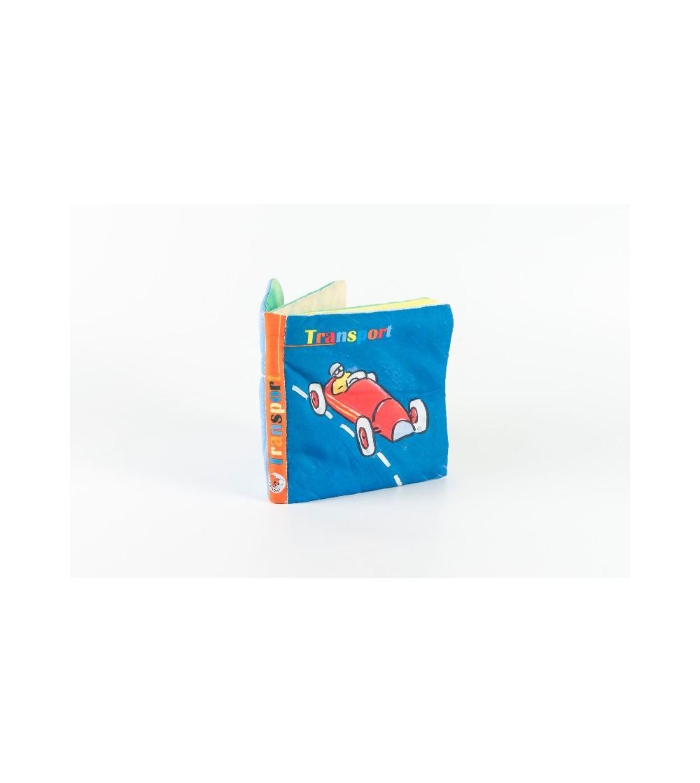Carte din textil, Egmont - Jucării bebeluși