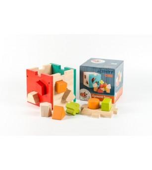 Cub cu forme și culori Egmont