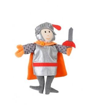 Papusa de mana cavaler - Marionete