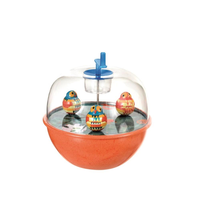 Flasneta cu bufnite, Egmont - Jucării bebeluși
