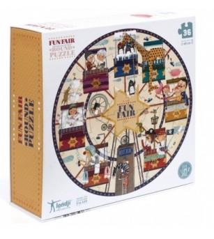 Puzzle Londji - carusel