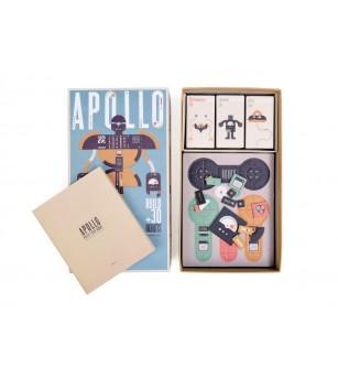 Joc Londji, Apollo - Jucării creativ-educative