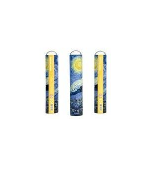 Caleidoscop Londji, Van Gogh Starry night - Știință și tehnică