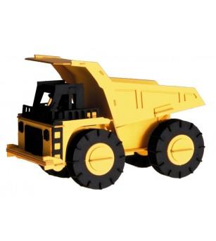 Camion, macheta 3D Fridolin - Vehicule de jucărie