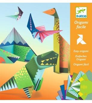 Origami Djeco, Dinozauri - Lucru manual