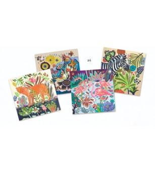 Atelier creativ cu sclipici, Tropico - Lucru manual