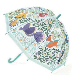 Umbrela Djeco flori si pasari - Decorațiuni
