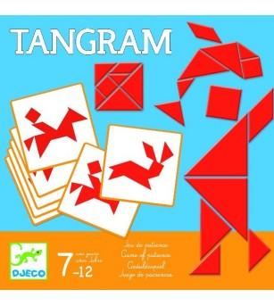 Joc Tangram Djeco - Logică