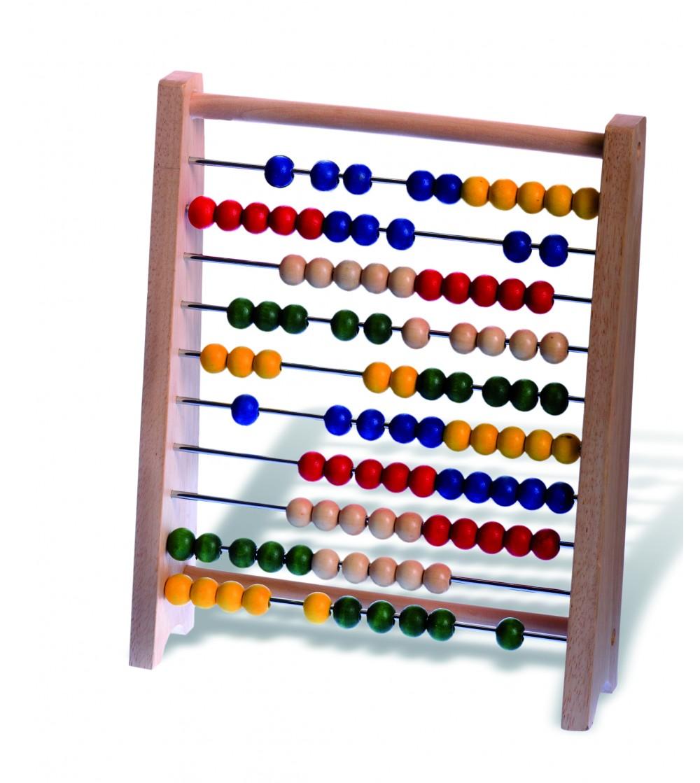 Abacus Egmont - Jucării matematică
