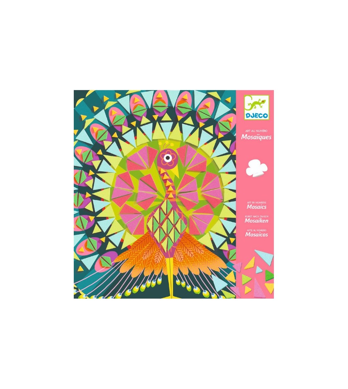 Mozaic Djeco Coco - Lucru manual